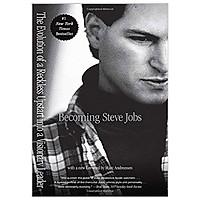Becoming Steve Jobs (Paperback)