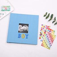 Album dán ảnh bé trai, bé gái