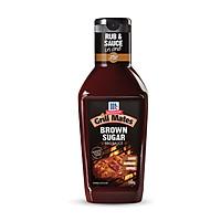[Giao Nhanh HCM] Sốt ướp BBQ vị Tanguy Brown Sugar 500g