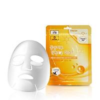 Mặt Nạ Cung Cấp Dưỡng Chất Phục Hồi Da 3W Clinic Fresh Coenzyme Q10 Mask Sheet 23g