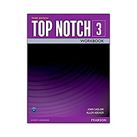 Top Notch 3 Workbook