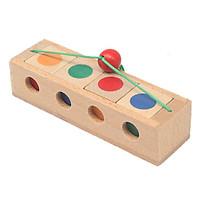 Giải đố khối màu - 4 color cube puzzle