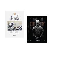 Combo 2 cuốn sách: Bàn về văn minh + Tôn Tử binh pháp