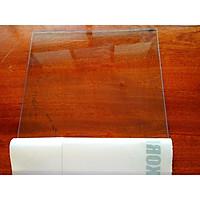 Tấm nhựa Polycarbonate đặc 2mm 1.22m x 2.44m mã HGU-00