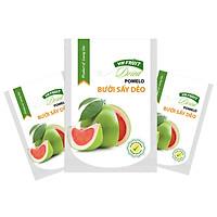 Combo 3 Gói Vỏ bưởi sấy dẻo 100g - VN Fruit