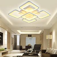 Đèn trần - Đèn chùm led ánh sáng HH002