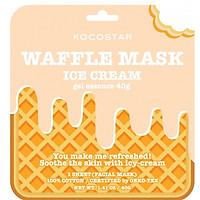 Mặt Nạ Bánh Quế Kem Tươi KOCOSTAR WAFFLE MASK ICE CREAM