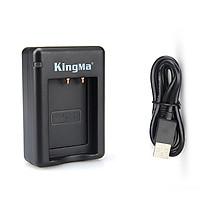 Sạc pin đôi KingMa BM028 cho Sony RX100 AS30V AS100VR HX400 WX300 - Hàng Chính Hãng