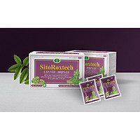 Gói Sito Roxech Cần Tây- Diệp Lục tím - Hộp 30 gói - Bổ sung các chất chống oxy hóa cho mắt, hỗ trợ tăng cường thị lực, bảo vệ mắt