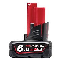 Pin Milwaukee M12B6 12V 6.0Ah