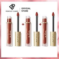 Perfect Diary X Sanrio MagicStay DreamMatte Lipstick 3PCS