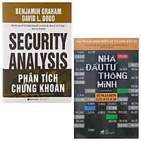 Combo Phân Tích Chứng Khoán (Security Analysis) + Nhà Đầu Tư Thông Minh (Tái Bản 2018) (Bộ 2 Cuốn)