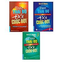 Combo 3 cuốn sách: Thay Thái Độ Đổi Cuộc Đời - Tập 1 (Tái Bản 2020) + Thay Thái Độ Đổi Cuộc Đời 2 (Tái Bản 2019) +