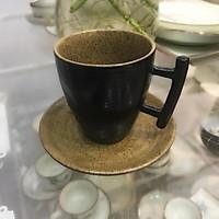 Cốc cafe nóng