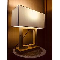 Đèn gỗ để bàn DB035