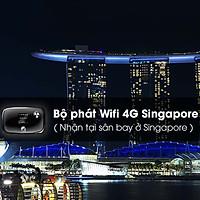 Thuê Bộ Phát Wifi 4G Singapore 6 Ngày