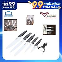 Bộ Dao Nhà Bếp 6 Món Lock&Lock CKK101S01