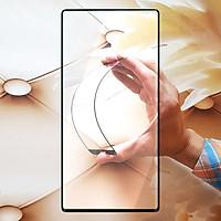 Miếng kính cường lực cho Samsung Galaxy Note 10 Plus Full màn hình - Đen