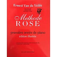 Sách - Methode Rose: Giáo Trình Piano