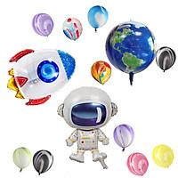 Bộ bong bóng chủ đề không gian