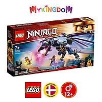 Đồ chơi LEGO Ninjago Rồng Đen Của Chúa Tể Overlord 71742