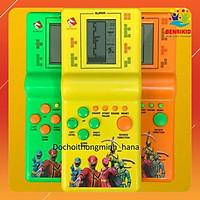 Máy chơi game xếp gạch cầm tay  Trò chơi huyền thoại, Ký ức tuổi thơ bao thế hệ.