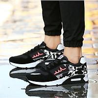 Giày Nam Sneaker Họa Tiết