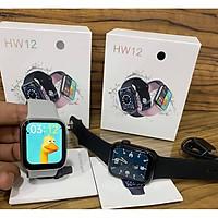 Đồng Hồ Thông Minh Smart Watch HW12 - Thiết Kế Hiện Đại Unisex, Thay Hình Nền, Theo Dõi Sức Khỏe Tập Luyện, Nghe Gọi Nhận Thông Báo, Pin Trâu - Nhiều Màu