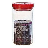 BÌNH CHỨA HẠT CÀ PHÊ HARIO COFFEE CANISTER MCN-300R RED 1000ML