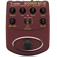 Guitar Stompboxes Behringer ADI21 -Pedals for Acoustic Guitars-Hàng chính hãng