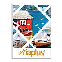 Vở kẻ ngang Haplus - Landscape (80, 120, 200 trang - Giao hình ngẫu nhiên)