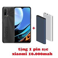 Điện Thoại Xiaomi Redmi 9T - hàng chính hãng - Tặng kèm 1 pin xạc Xiaomi 10000mAh