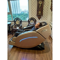 Ghế Massage Toàn Thân Cao Cấp OSUN SK-69 Tặng kèm Xe đạp tập + Bạt phủ ghế + Bình xịt vệ sinh ghế + Thảm kê ghế
