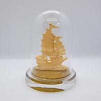 Thuận Buồm Xuôi Gió phủ vàng 24K quà tặng mỹ nghệ KBP DOJI DJDEBYS-F1133