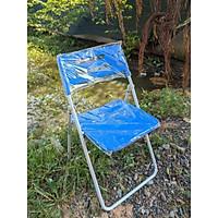 (Chất Lượng)Ghế xếp cao 52 cm-dày nặng 4kg