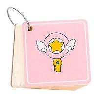 Bộ Thẻ Flashcard 95 Tờ Ghi Nhớ Học Từ Vựng Ngoại Ngữ - Giao Màu Ngẫu Nhiên