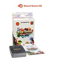 Boardgame Xếp Toán Cộng Trừ