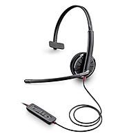 Tai Nghe Plantronic C310-M Monaural (Microsoft) - Hàng chính hãng(85618-101) tai nghe một bên tai với thiết kế đơn giản với chất lượng âm thanh tuyệt vời