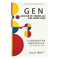GEN - Lịch Sử Và Tương Lai Của Nhân Loại (Tặng kèm sổ tay)