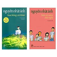 Combo Truyện Dài Đặc Sắc Của Nguyễn Nhật Ánh: Hoa Hồng Xứ Khác + Bàn Có Năm Chỗ Ngồi (Tặng Kèm Bookmark Green Life)