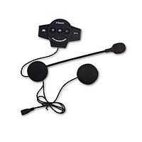Tai nghe Bluetooth cao cấp gắn mũ bảo hiểm BT10 - Hàng nhập khẩu