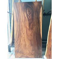 Mặt bàn gỗ me tây nguyên tấm tự nhiên bền đẹp MT52