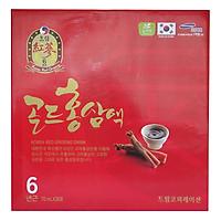 Nước Uống Hồng Sâm 6 Năm Korea Red Ginseng Drink Daegoung Food TP0020 (70 ml x 30 gói)