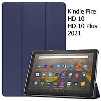 Bao Da Cover Cho Máy Tính Bảng Amazon Kindle Fire HD 10 / HD 10 Plus 2021