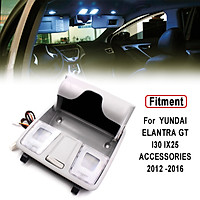 for HYUNDAI ELANTRA GT / I30 /IX25ACCESSORIES2012 -2016 OEM Lamp Assy Overhead Console Reading lights / map lights / glasses box