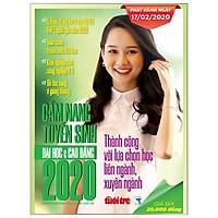 Cẩm Nang Tuyển Sinh Đại Học & Cao Đẳng 2020 - Báo Tuổi Trẻ
