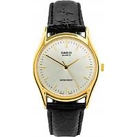 Đồng hồ Casio nam dây da MTP-1094Q-7A (34mm)