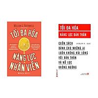 Combo Sách Kỹ Năng: Tối đa hóa năng lực nhân viên + Tối đa hóa năng lực bản thân