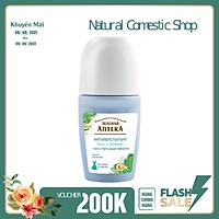 Lăn khử mùi Zelenaya Apteka bơ & lô hội - dành cho da nhạy cảm 50ml