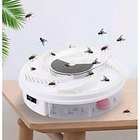 Máy bẫy ruồi tự động sạch sẽ tiện dụng an toàn